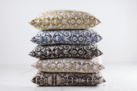 Ann Gish - Flourish Pillow - PWFL2020