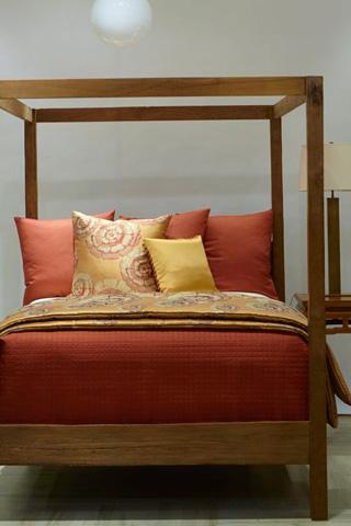 Ann Gish - Linen Cotton Ready-To-Bed Smooth Pillow - PWLN1818