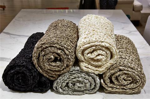 Ann Gish - Ribbon Knit Throw - THRI