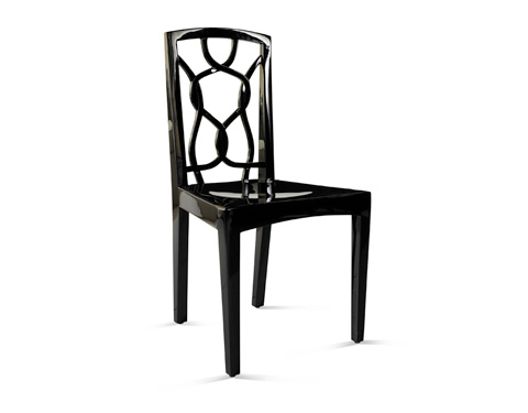 Alden Parkes - Gia Dining Side Chair - ACCH-GIA/S