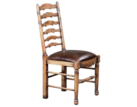 Alden Parkes - Waterloo Dining Side Chair - ACCH-WTR/S