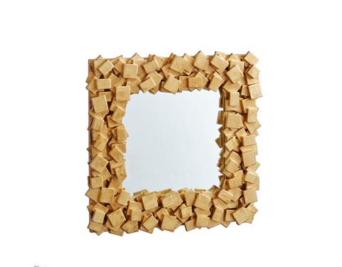 Alden Parkes - Cubus Mirror Square - ACMR-CUBE/S
