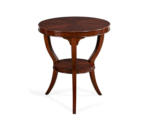 Alden Parkes - Rosewood Lamp Table - ACTB-RSW/LMP
