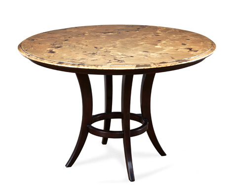 Alden Parkes - Couture Round Dining Table - CDTB-K156E/5