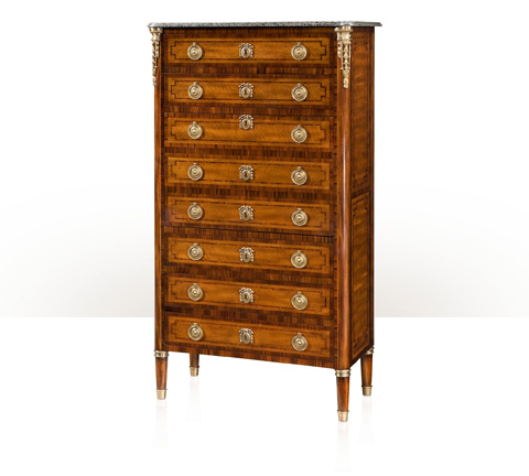 Theodore Alexander - The Princess of Wales Bedroom Chest - AL65001