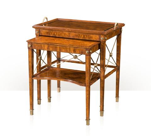 Theodore Alexander - Althorp Nesting Tables - AL50074
