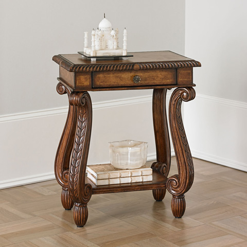 Ambella Home Collection - Harmonious Vision Accent End Table - 05081-900-001