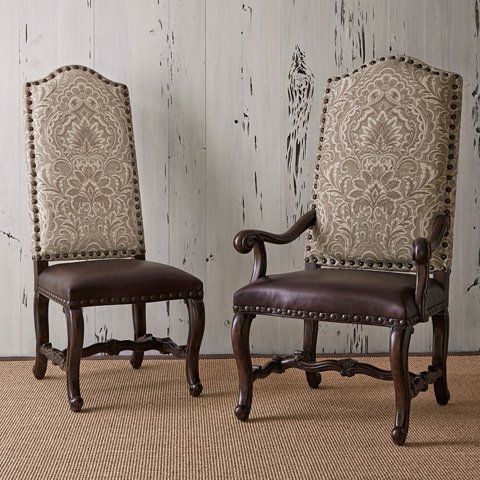 Ambella Home Collection - Florence Side Chair - 02007-610-022
