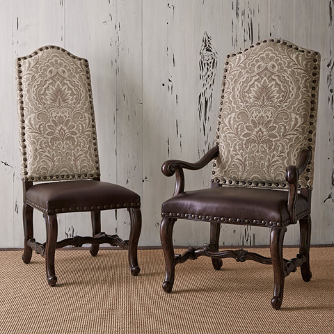 Ambella Home Collection - Florence Arm Chair - 02007-620-022