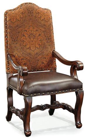 Ambella Home Collection - Florence Arm Chair - 02007-625-001
