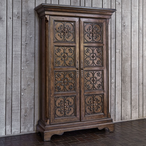 Ambella Home Collection - Madrid Armoire - 02184-260-001