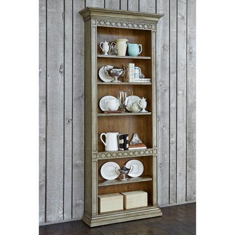 Ambella Home Collection - Cavalier Park Bookcase - 02212-800-002
