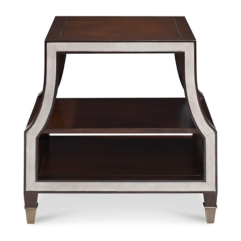 Ambella Home Collection - Rive Gauche End Table - 02301-900-001