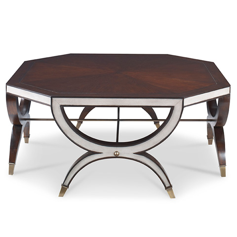 Ambella Home Collection - Rive Gauche Cocktail Table - 02301-920-001