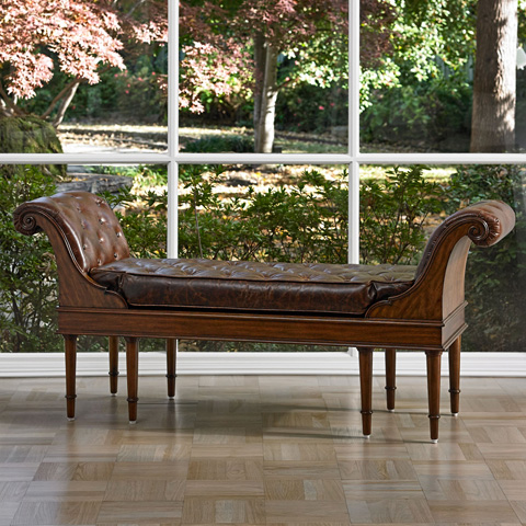 Ambella Home Collection - Manor Bench - 03536-710-001