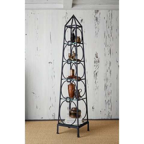 Ambella Home Collection - Knotted Etagere - 05239-800-001