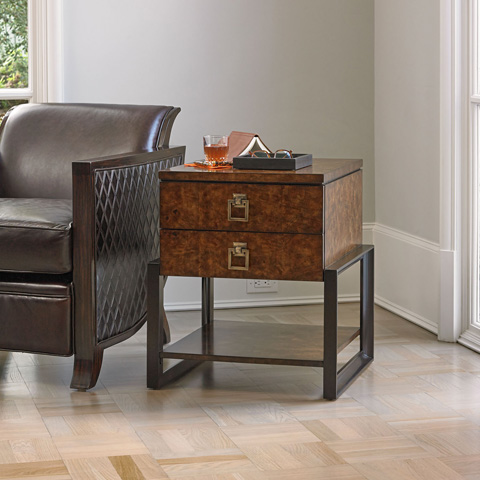 Ambella Home Collection - Caris End Table - 09111-900-001