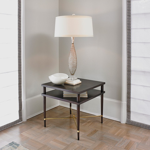 Ambella Home Collection - Couture Side Table - 12565-900-001