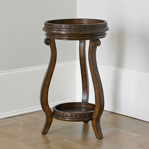 Ambella Home Collection - Malone Accent Table - 20001-900-001