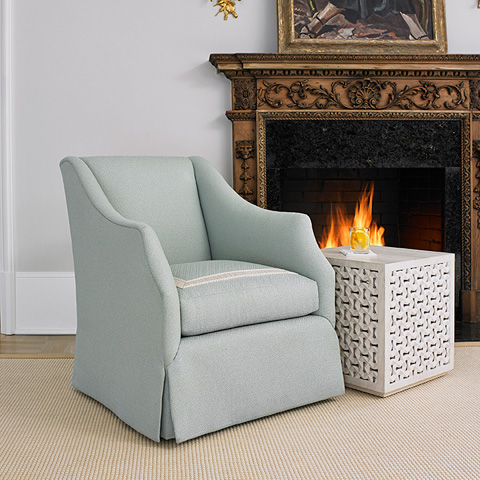Ambella Home Collection - Claudette Chair - 240-00
