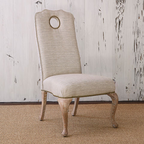 Ambella Home Collection - Queen Anne Side Chair - 58013-610-002