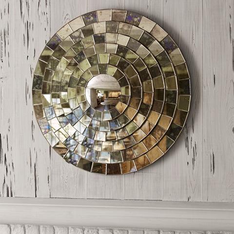 Ambella Home Collection - Mosaic Mirror - 62003-980-024