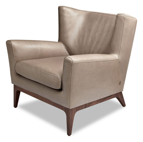American Leather - Chase Chair - CSE-CHR-ST