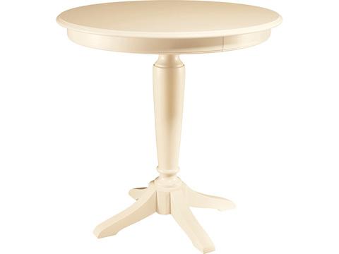 American Drew - Bar Height Pedestal Table - 920-706R