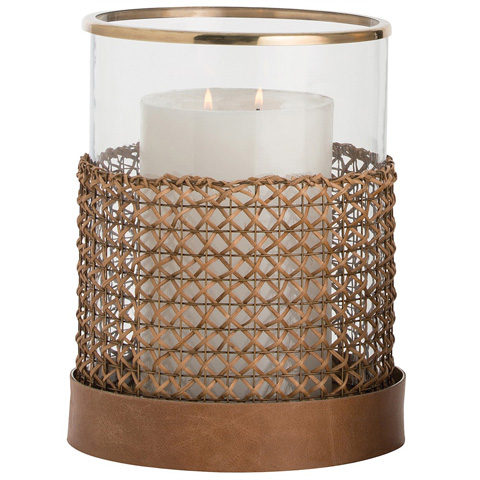 Arteriors Imports Trading Co. - Honor Large Hurricane Candle Holder - 4179