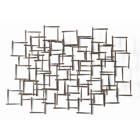 Arteriors Imports Trading Co. - Ecko Wall Sculpture - 6347