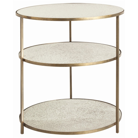Arteriors Imports Trading Co. - Percy Side Table - 6553