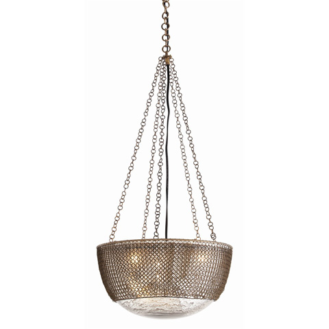 Arteriors Imports Trading Co. - Chainmail Pendant - DK42043