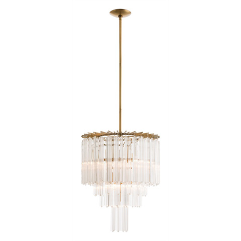 Arteriors Imports Trading Co. - Lechtford Chandelier - 89014