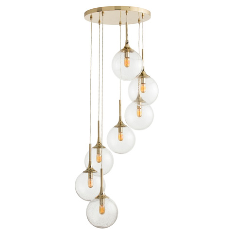 Arteriors Imports Trading Co. - McKinley Fixed Chandelier - 89964