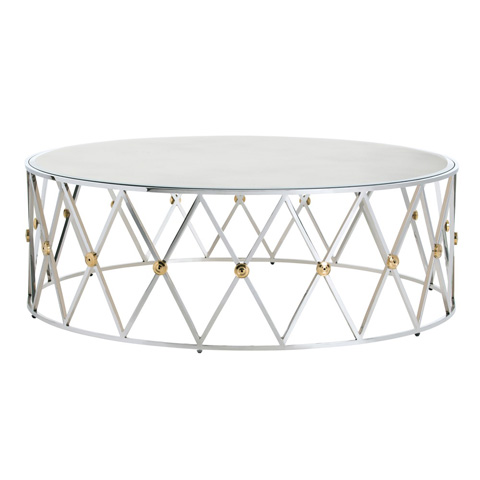 Arteriors Imports Trading Co. - Corinth Coffee Table - DS9006