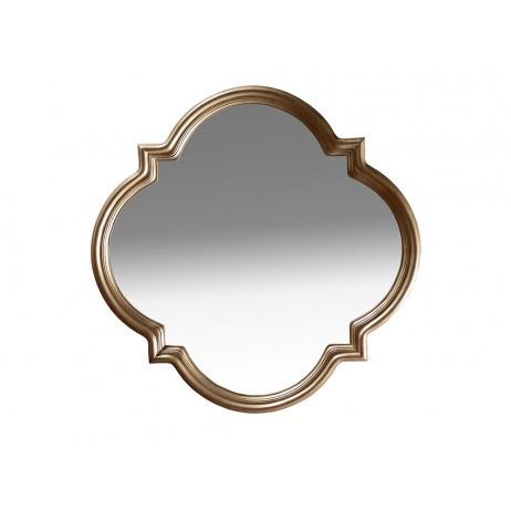 A.R.T. Furniture - Shaped Mirror in White Bronze - 208120-2627
