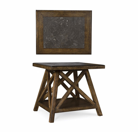 A.R.T. Furniture - Rectangular End Table - 212304-2016