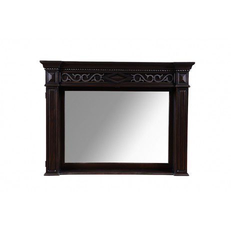 A.R.T. Furniture - Crowned Mirror - 244122-2615