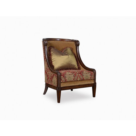 A.R.T. Furniture - Carved Wood Accent Chair - 509534-5027AB