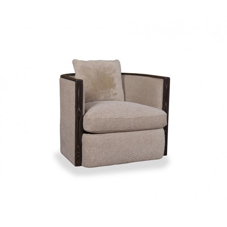 A.R.T. Furniture - Wood Trim Accent Chair - 514514-5001AA