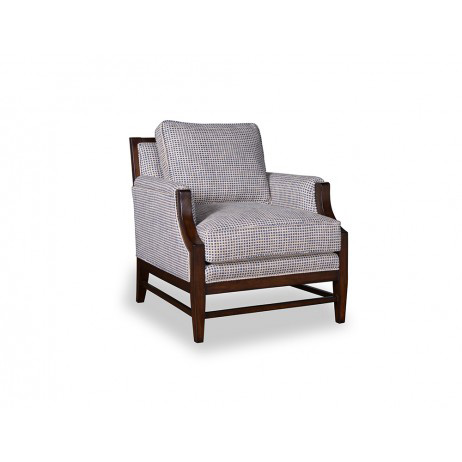 A.R.T. Furniture - Accent Chair with Tapered Wood Leg - 516514-5001AA