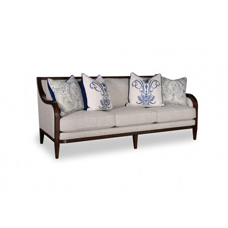 A.R.T. Furniture - Three Seat Sofa with Tapered Legs - 516521-5001AA