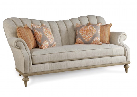 A.R.T. Furniture - Mullen Channel Back Sofa - 517501-5001AA