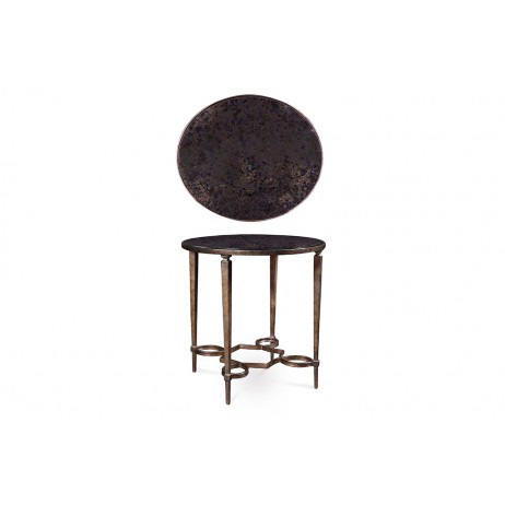 A.R.T. Furniture - Round Metal Table - 803304-1227