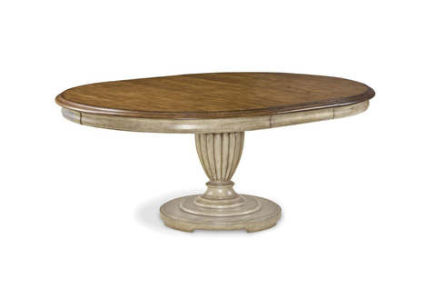 A.R.T. Furniture - Round Dining Table - 176225-2608TP/2617BS