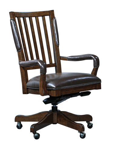 Aspenhome - Office Arm Chair - I24-366A