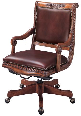 Aspenhome - Napa Office Chair - L74-269963