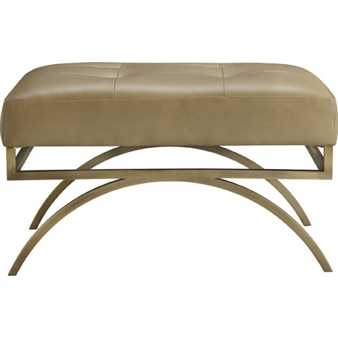 Baker Furniture - Arc Bench - 3617