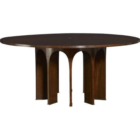 Baker Furniture - Arcade Dining Table - 8638