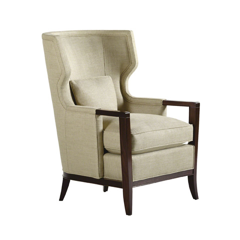 Baker Furniture - Manor Wing Chair - 6348